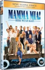 DVD / FILM / Mamma Mia!:Here We Go Again