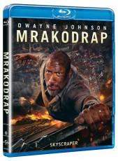 Blu-Ray / Blu-ray film /  Mrakodrap / Skyscraper / Blu-Ray
