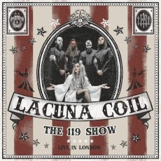 CD/DVD / Lacuna Coil / 119 Show:Live In london / 2CD+DVD