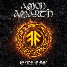 CD/BRD / Amon Amarth / Pursuit Of Vikings:Live / Blu-Ray / CD+BRD