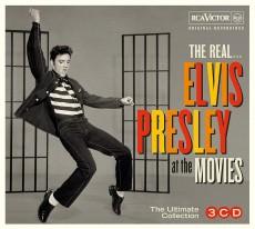 3CD / Presley Elvis / Real...Elvis Presley / 3CD / Digipack