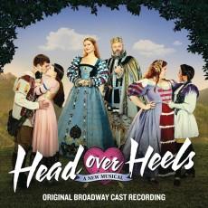 CD / Muzikál / Head Over Heels