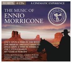 4CD / Morricone Ennio / Music Of Ennio Morricone / 4CD