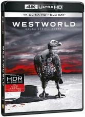 UHD4kBD / Blu-ray film /  Westworld 2.série / UHD+3Blu-Ray