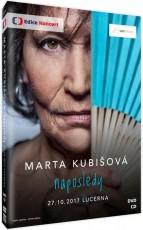 CD/DVD / Kubišová Marta / Naposledy / CD+DVD