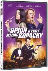 DVD / FILM / Špión,který mi dal kopačky / The Spy Who Dumped Me