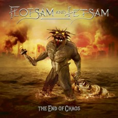 LP / Flotsam And Jetsam / End Of Chaos / Clear Orange / Vinyl