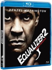 Blu-Ray / Blu-ray film /  Equalizer 2 / Blu-Ray