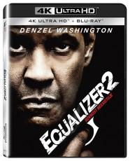 UHD4kBD / Blu-ray film /  Equalizer 2 / UHD+Blu-Ray