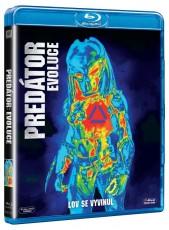 Blu-Ray / Blu-ray film /  Predátor:Evoluce / Blu-Ray