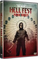 DVD / FILM / Hell Fest:Park hrůzy