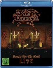 Blu-Ray / King Diamond / Songs for the Dead Live / Blu-Ray