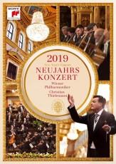 DVD / Wiener Philharmoniker / New Years Concert 2019