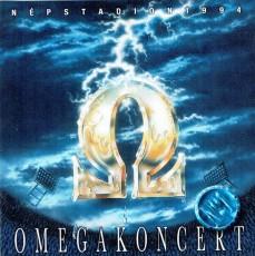 CD / Omega / Koncert:Népstadion 1994-1