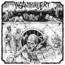 CD / Insanity Alert / 666-Pack