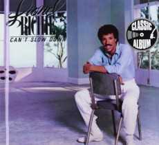 CD / Richie Lionel / Can't Slow Down / Digibook