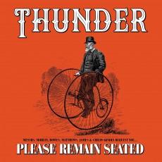 2CD / Thunder / Please Remain Seated / 2CD / Digipack