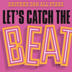 LP / Brother Dan All Stars / Let's Catch The Beat / Vinyl / Coloured