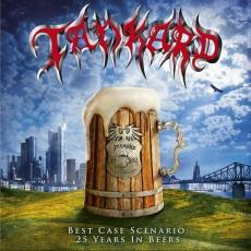 3LP / Tankard / Best Case Scenario:25Years In Beers / Vinyl / 3LP / White