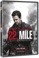 DVD / FILM / 22.míle / Mile 22