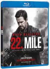 Blu-Ray / Blu-ray film /  22.míle / Mile 22