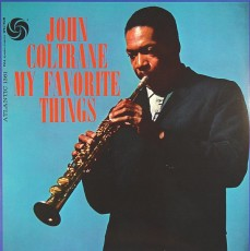 LP / Coltrane John / My Favorite Things / Vinyl
