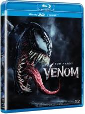 3D Blu-Ray / Blu-ray film /  Venom / 3D+2D Blu-Ray