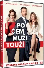 DVD / FILM / Po čem muži touží