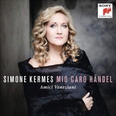CD / Kermes Simone / Mio Caro Handel