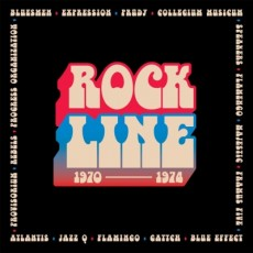 2CD / Various / Rock line 1970-1974 / 2CD