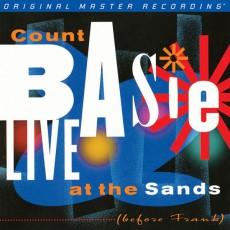 CD/SACD / Basie Count / Live At The Sands / Hybrid SACD / MFSL