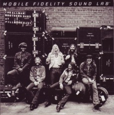 CD/SACD / Allman Brothers Band / At Fillmore East / Hybrid SACD / MFSL