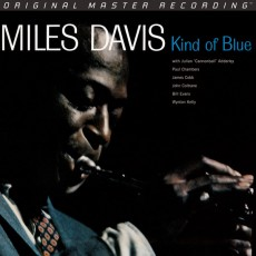 CD/SACD / Davis Miles / Kind Of Blue / Hybrid SACD / MFSL