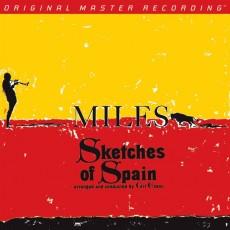 CD/SACD / Davis Miles / Sketches Of Spain / Hybrid SACD / MFSL