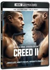 UHD4kBD / Blu-ray film /  Creed II / UHD+Blu-Ray