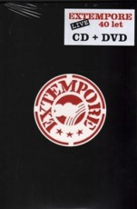 CD/DVD / Extempore / 40 let / Live / CD+DVD