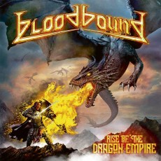 LP / Bloodbound / Rise Of The Dragon Empire / Vinyl / Clear / Orange