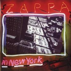 2CD / Zappa Frank / Zappa In New York / 2CD