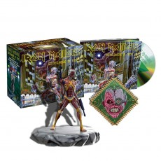 CD / Iron Maiden / Somewhere In Time / Remastered 2019 / Box Set