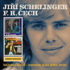 2CD / Schelinger Jiří / Báječní muži, Nemám hlas jako zvon / 2CD