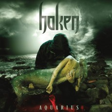 CD / Haken / Aquarius / Reedice