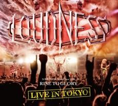 2CD/DVD / Loudness / Live In Tokyo / 2CD+DVD