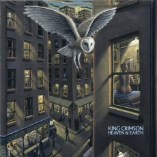 CD/BRD / King Crimson / Heaven and Earth / 1997-2008 / 4BRD+18CD+2DVD-A /