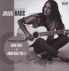 2LP / Baez Joan / Joan Baez & Joan Baez Vol. 2 / Vinyl / 2LP