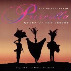 2LP / OST / Adventures of Priscilla / Coloured / Vinyl / 2LP