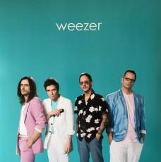 LP / Weezer / Teal / Vinyl