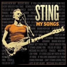 CD / Sting / My Songs / Best Of / Deluxe / Digisleeve