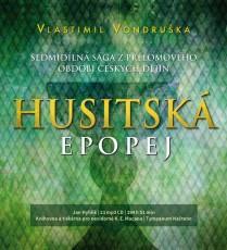 CD / Vondruška Vlastimil / Husitská epopej / Kompletní sága / Mp3 / 21CD