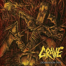 CD / Grave / Dominion VIII / Reedice / Limited / Digipack