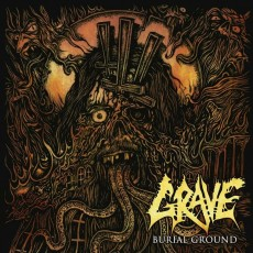 CD / Grave / Burial Ground / Reedice / Limited / Digipack